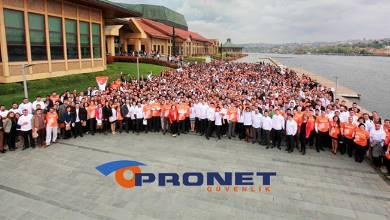 Pronet Güvenlik, 2.300 kişilik ekibiyle geleceğe koşuyor!