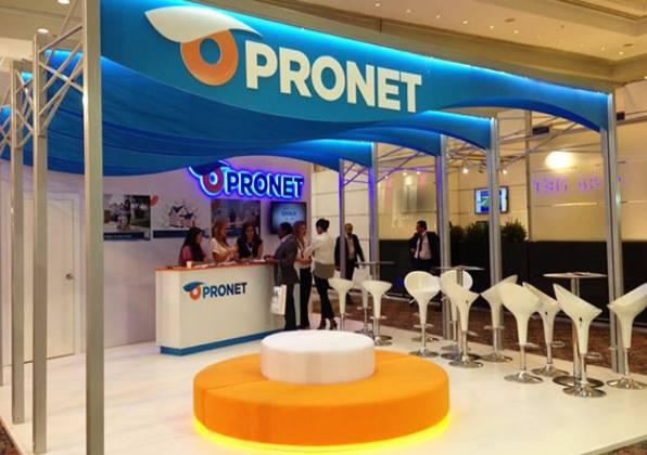 Pronet Güvenlik yenilenen kurumsal kimliğini ve çözümlerini IFSEC İstanbul 2013'te tanıttı