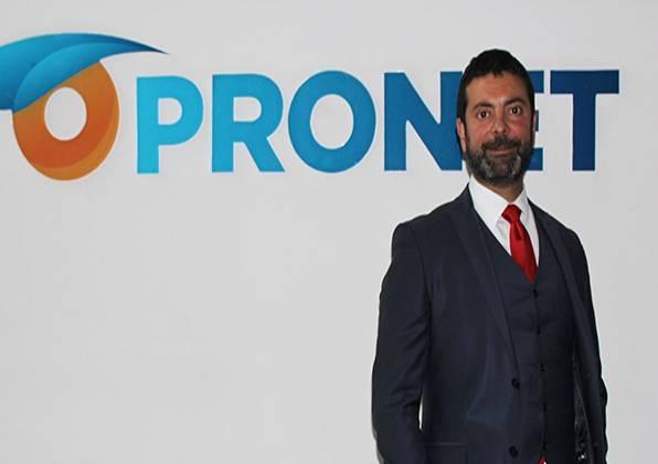 Pronet'in Yeni CFO'su Fikret Cömert Oldu